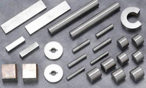 fornecedor de imã de alnico (liga de aluminio, niquel e cobalto)